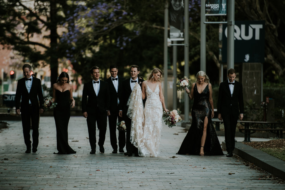 Brisbane Wedding Photographer | Engagement-Elopement Photography | Factory51-City Botantic Gardens Wedding-58.jpg