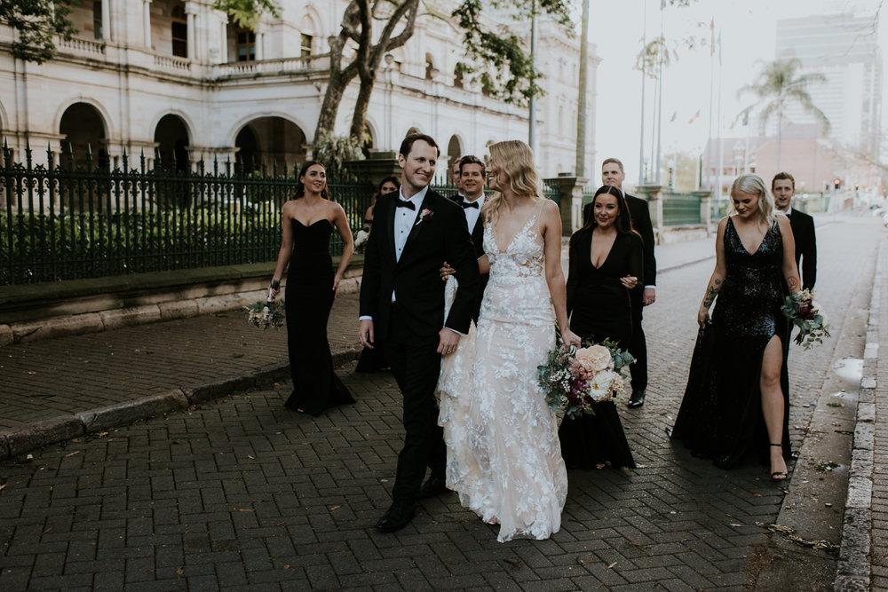 Brisbane Wedding Photographer | Engagement-Elopement Photography | Factory51-City Botantic Gardens Wedding-57.jpg