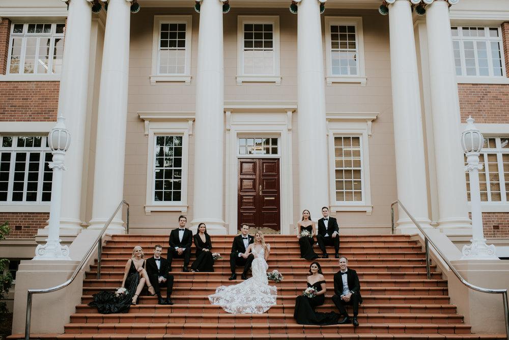 Brisbane Wedding Photographer | Engagement-Elopement Photography | Factory51-City Botantic Gardens Wedding-63.jpg