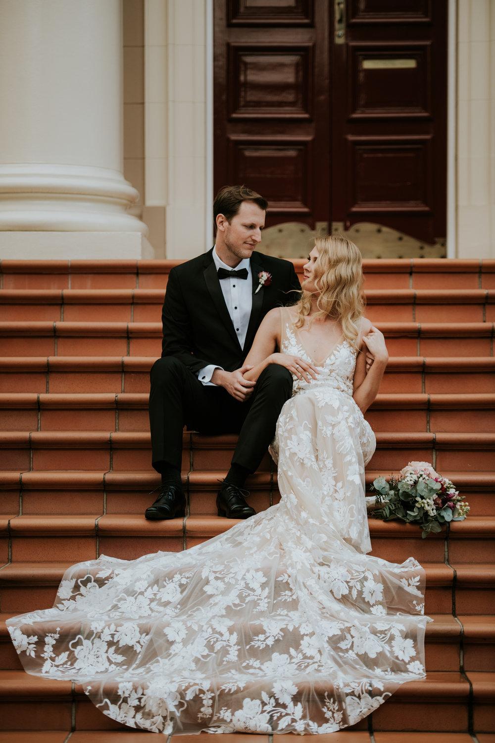 Brisbane Wedding Photographer | Engagement-Elopement Photography | Factory51-City Botantic Gardens Wedding-64.jpg