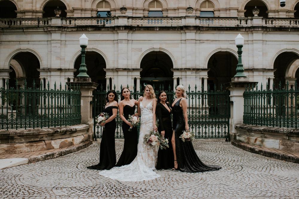 Brisbane Wedding Photographer | Engagement-Elopement Photography | Factory51-City Botantic Gardens Wedding-69.jpg