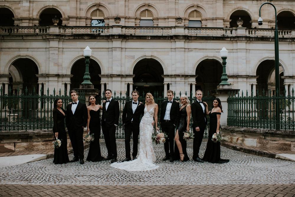 Brisbane Wedding Photographer | Engagement-Elopement Photography | Factory51-City Botantic Gardens Wedding-70.jpg