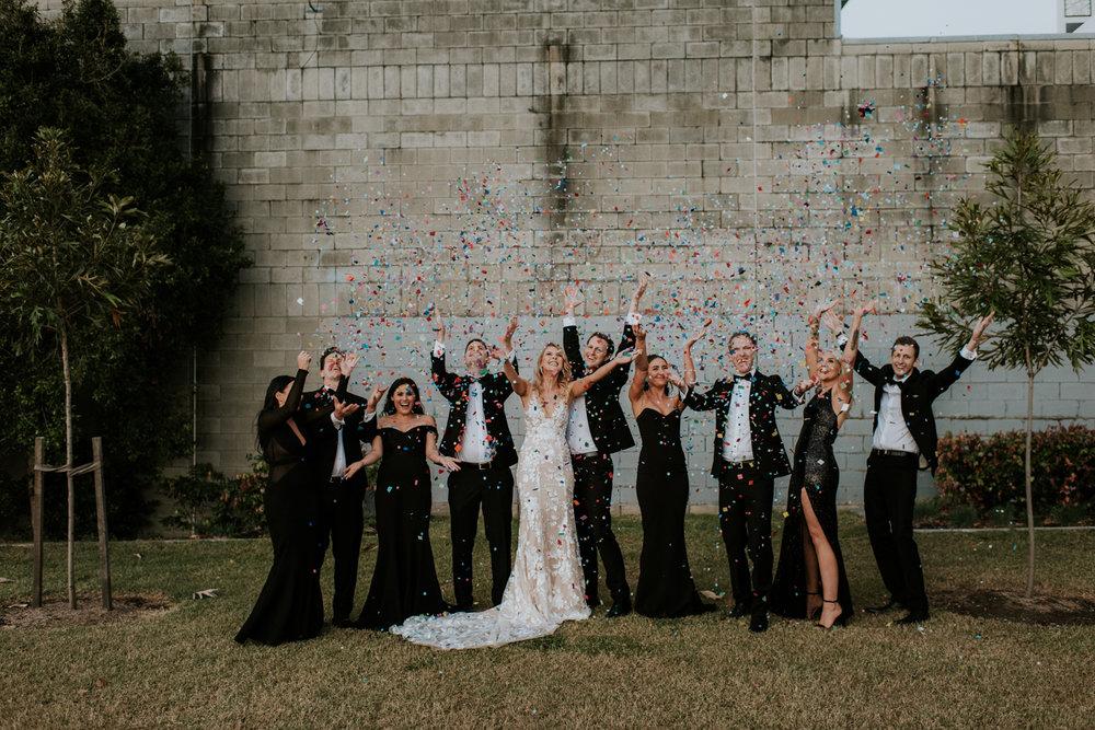 Brisbane Wedding Photographer | Engagement-Elopement Photography | Factory51-City Botantic Gardens Wedding-78.jpg