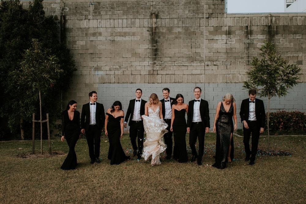 Brisbane Wedding Photographer | Engagement-Elopement Photography | Factory51-City Botantic Gardens Wedding-80.jpg