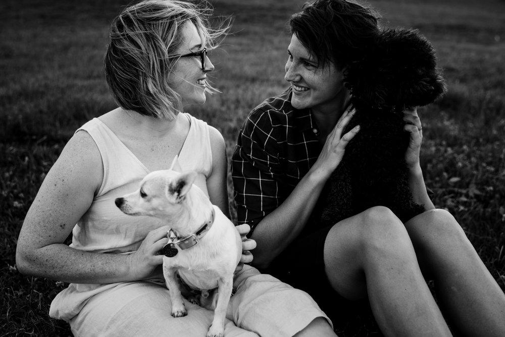 Brisbane Same-Sex Wedding Photographer   Lesiban Engagement-Elopement Photography-35.jpg