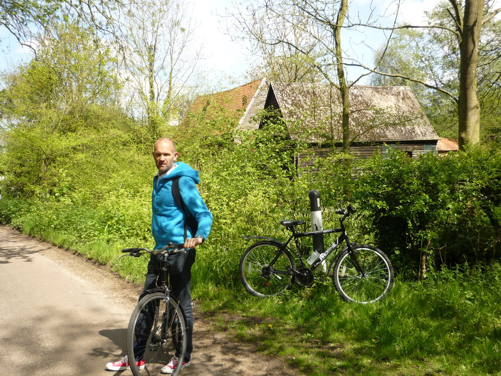 Cycling is a leisurely activity. Not too many hills in suffolk!