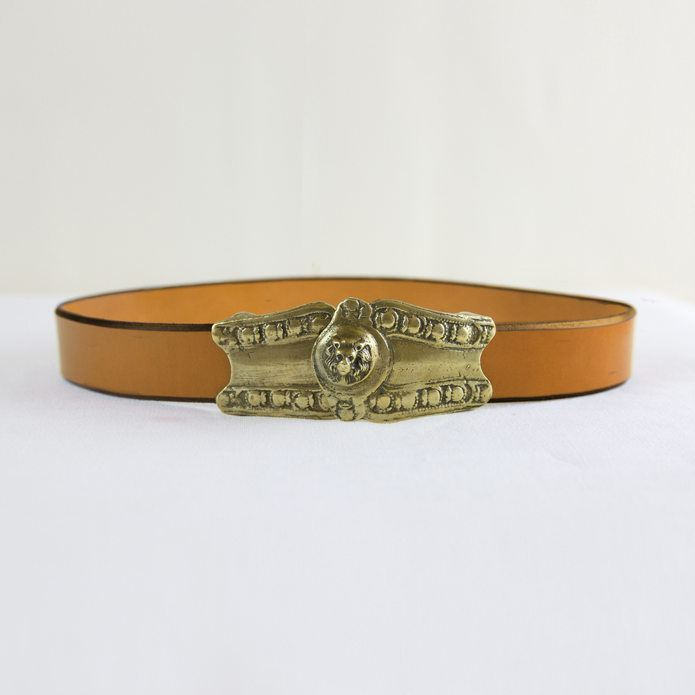 AFRICAN LION BELTS