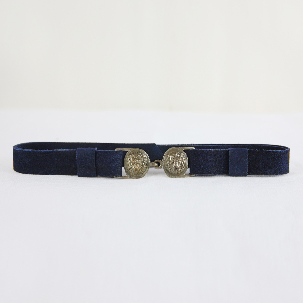 ARCHEOLOGICAL LION BELTS
