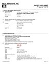 MP035087 SAFETY DATA SHEET