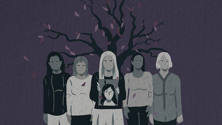 Ilustración de Paula de la Cruz, publicada en el reportaje de GK.
