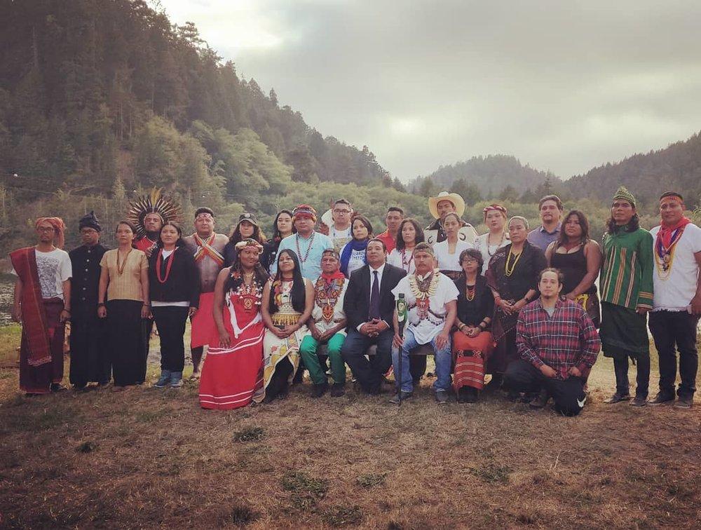 Yurok Territory