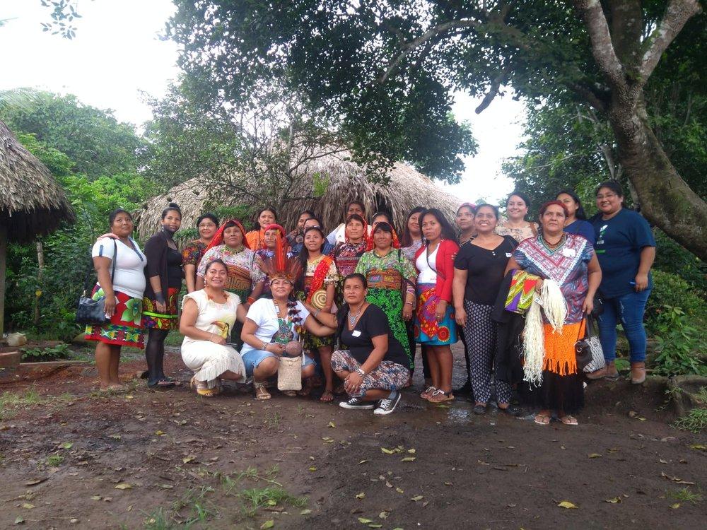 Este evento plurinacional convoca a las mujeres indígenas por su trascendencia en los procesos de reconocimiento de los derechos territoriales.