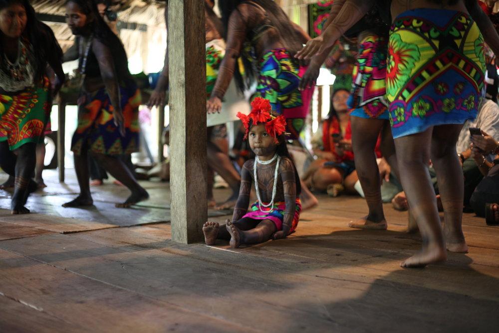 Las mujeres y niñas indígenas viven todavía en situación de vulnerabilidad y desigualdad