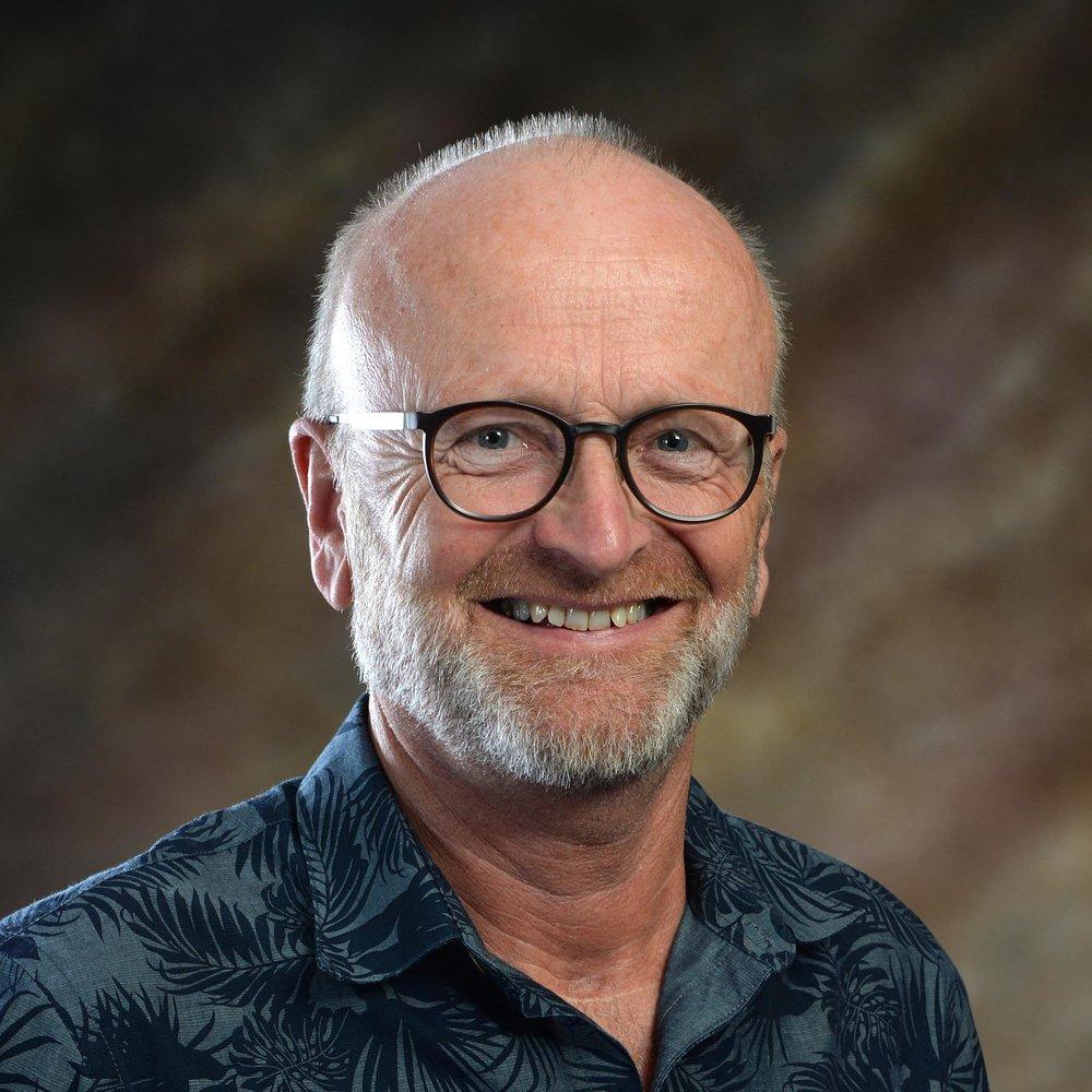Formanden for fonden John Landbo