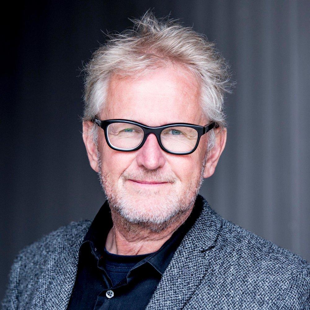 Direktør for fonden Michael Ruby