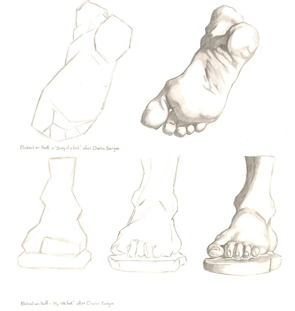 Charles Bargue Study
