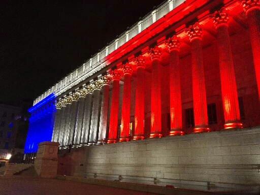 Palais de Justice, Lyon