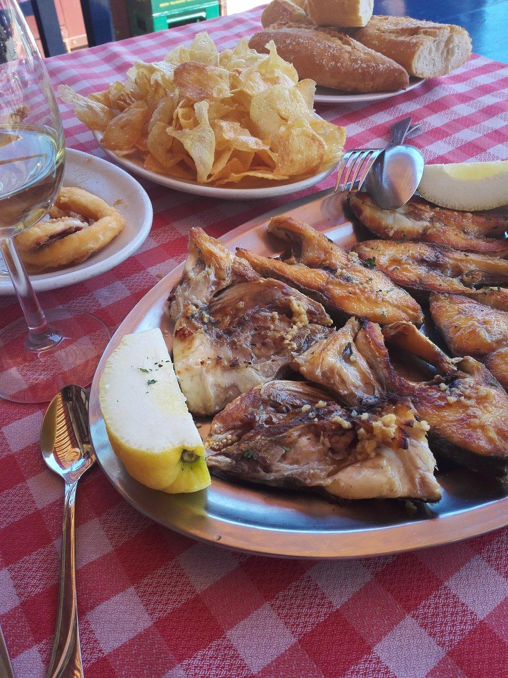 Restaurante El Rompeolas