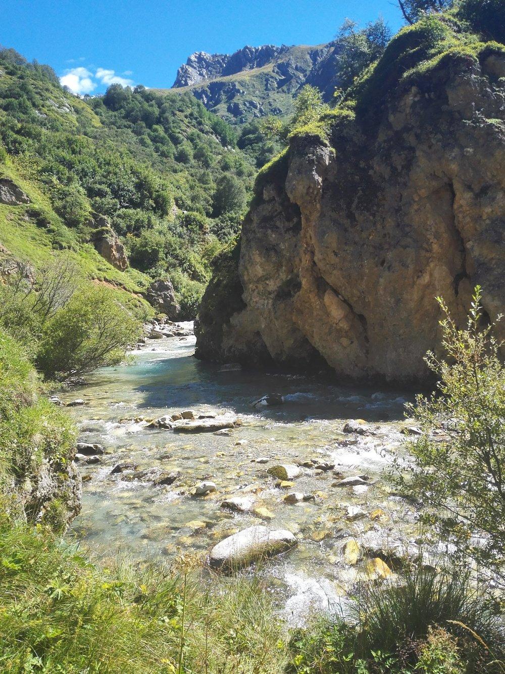 River Chavière
