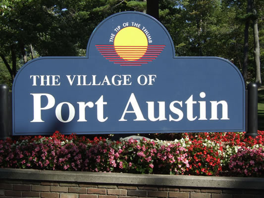 Village of Port Austin Sign.jpg