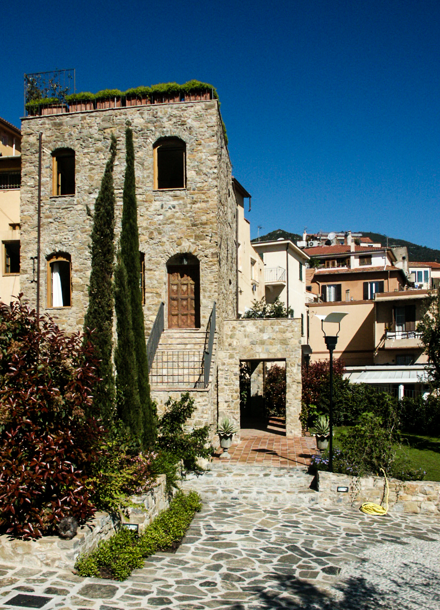Giardino Sanremo Coldirodi - Imperia