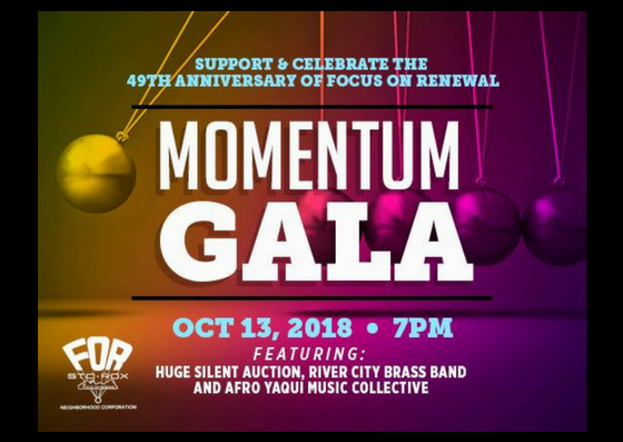 Join the momentum... - You can be part of this important celebration by becoming a sponsor this year. Our sponsors are acknowledged on our website and in printed materials. Sponsorship also includes VIP tickets to the Gala and the exclusive pre-event sponsors' reception.To become a sponsor for the 2018 Gala click the link below!