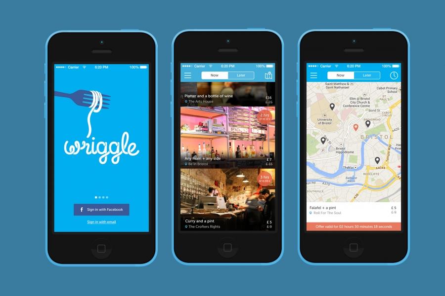 Wriggle App Bristol