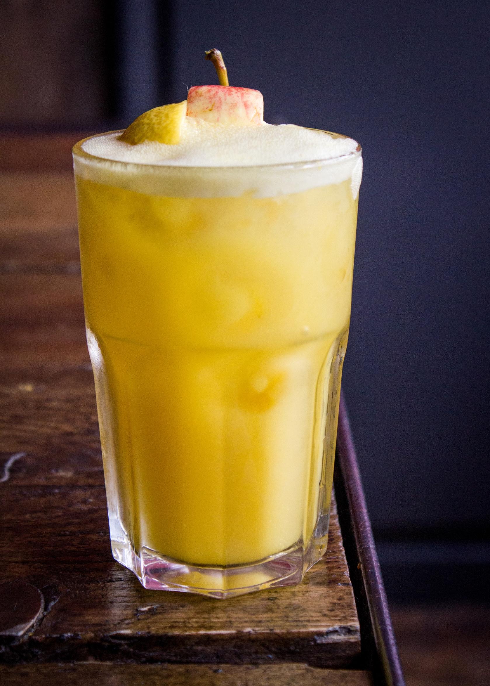 Mustard Sour