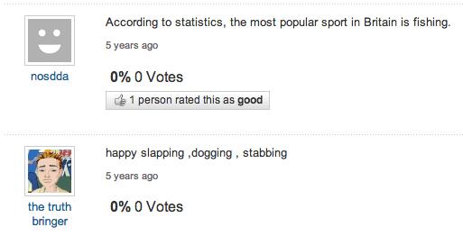 Happy Slapping Yahoo Answers