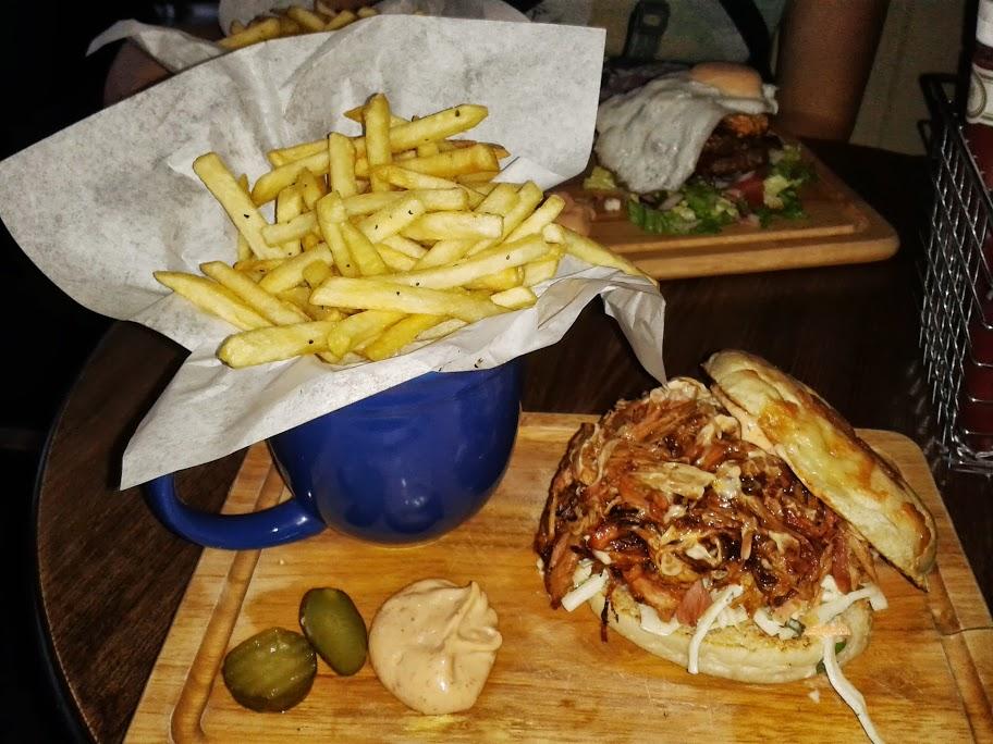 hobgoblin burger