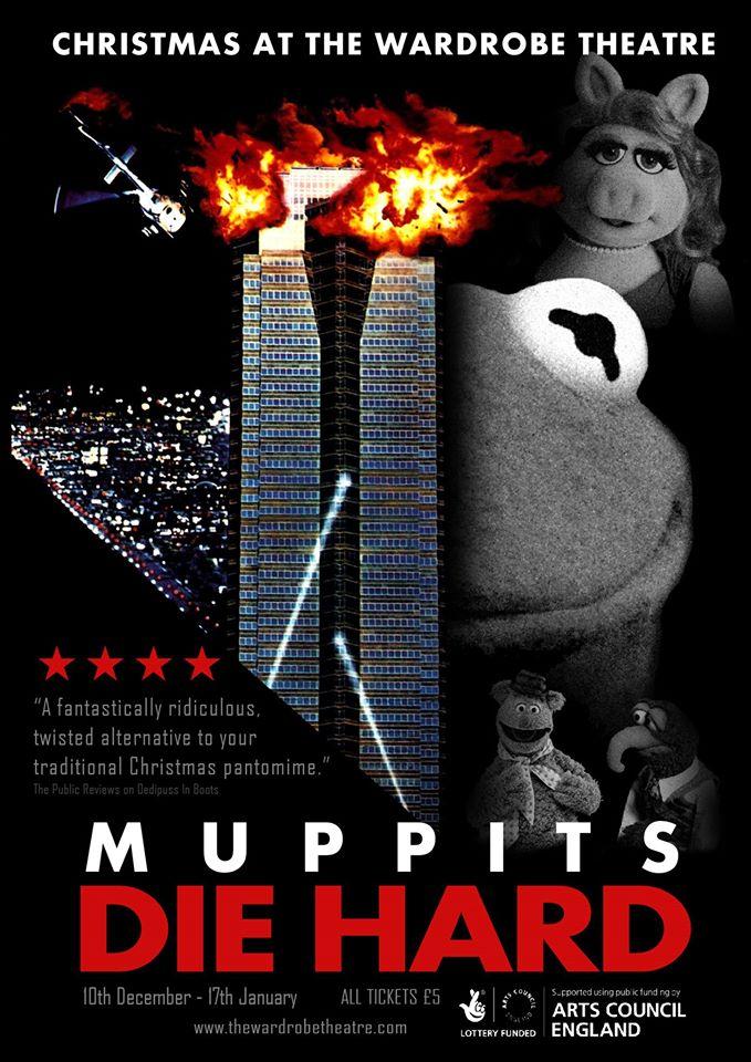 muppits die hard