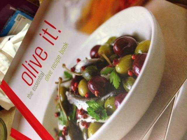 oliveit book