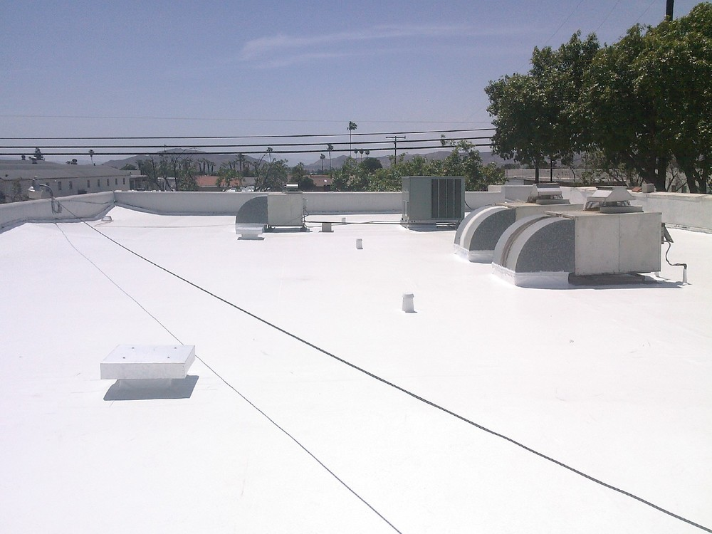 Duro-Last Completed Roof