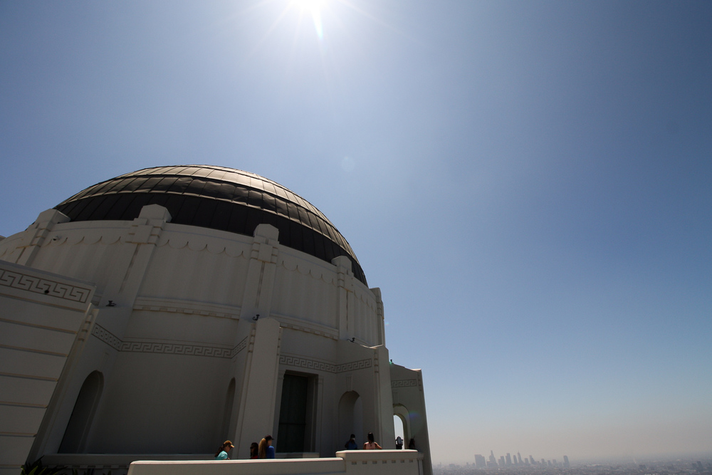 Los-Angeles-Griffith-Observatory