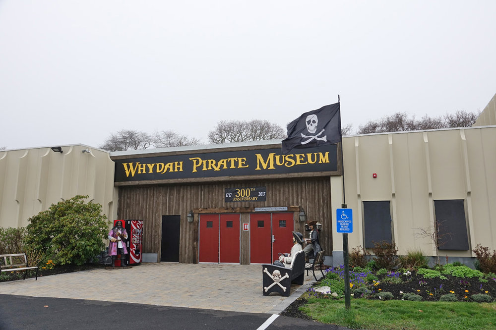 wydah pirate musuem - next door