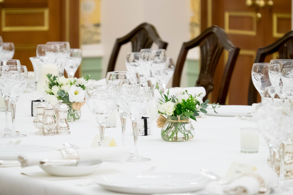 Caxton Manor Private Dinning Event