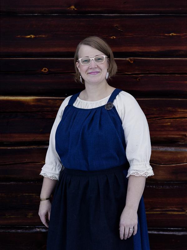 Mrs. Anni Korhonen