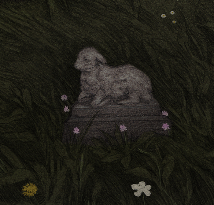 Sneak peak!  Tiny detail, from a graveyard scene.   Prepare yourselves: http://brinkleyfilm.com/
