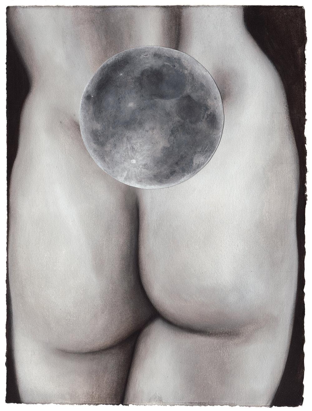 Venus No. 5: Full Moon Venus
