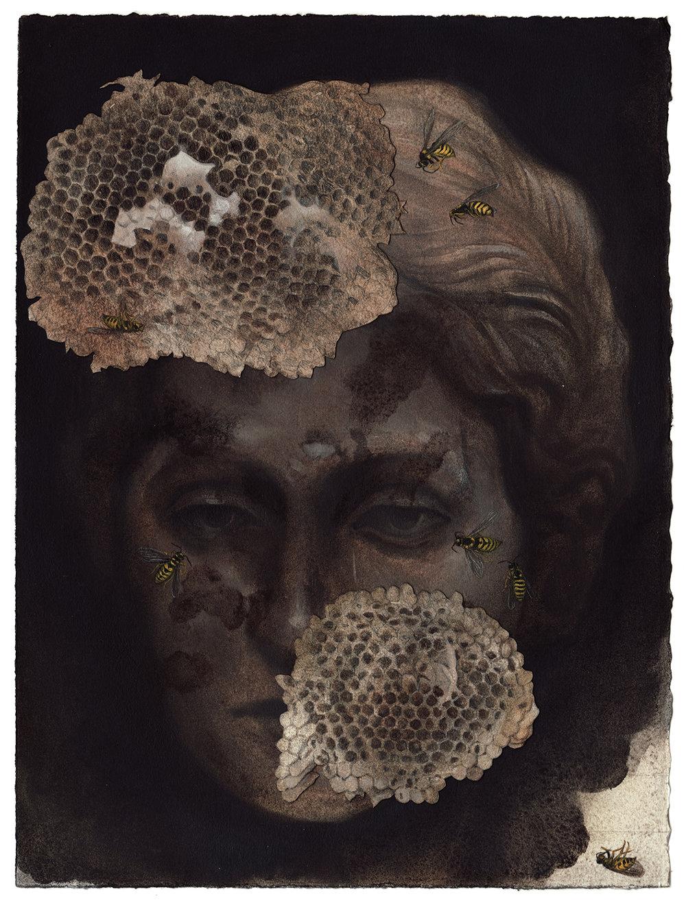 Venus No. 4: Drowned Wasps Venus
