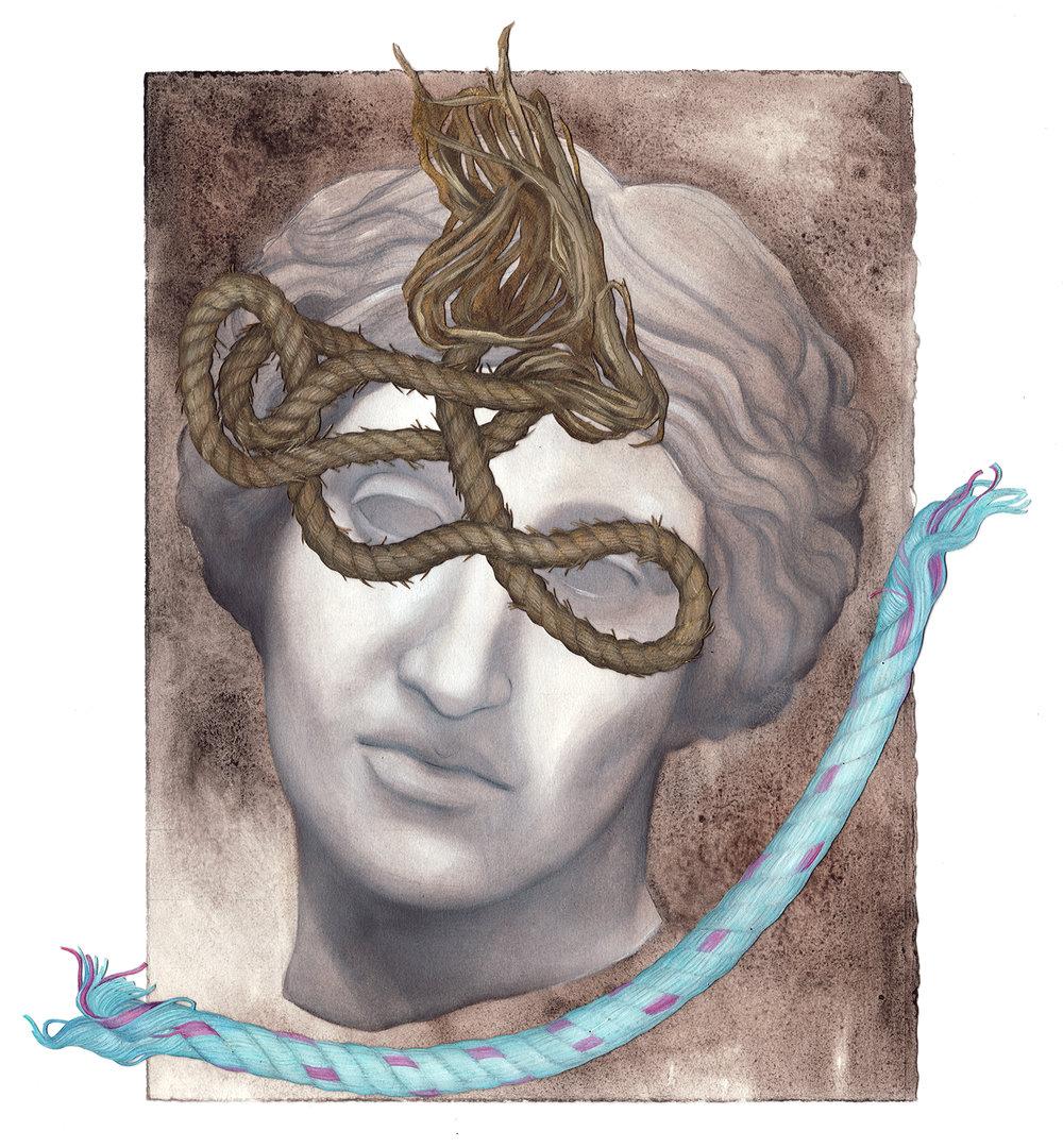 Venus No. 9: Loosened Knots Venus