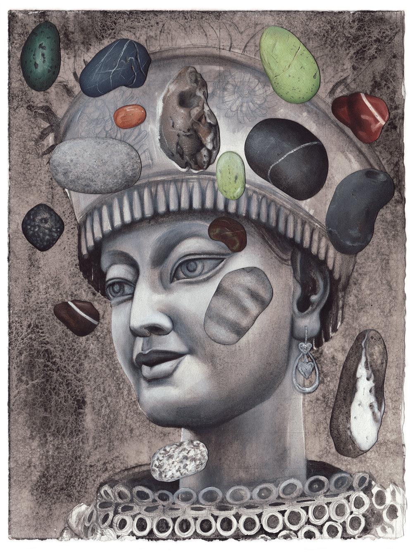 Venus No. 8: Stones Venus