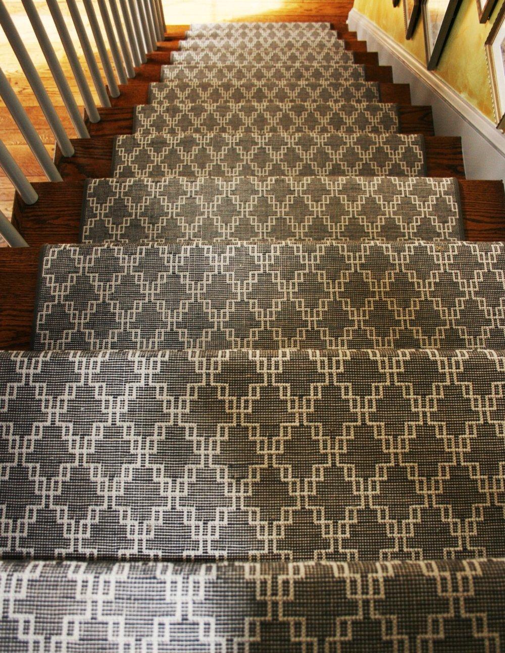 Flat Woven Stair Runner