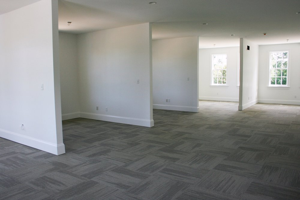 Commercial Carpet Tile Installation