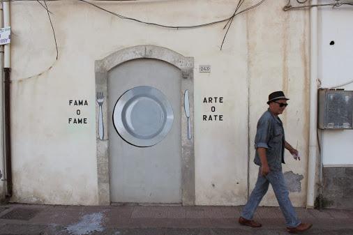 """Tenetevi la fama, evitatemi la fame"". Giardini-Naxos mid 2014"