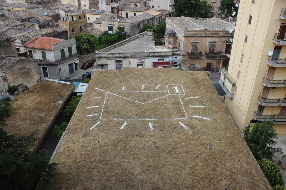 """A 40 anni dal messaggio senza risposta di Arecibo, """"un nuovo messaggio per gli alieni"""", AltArte fest, Modica mid 2015"""