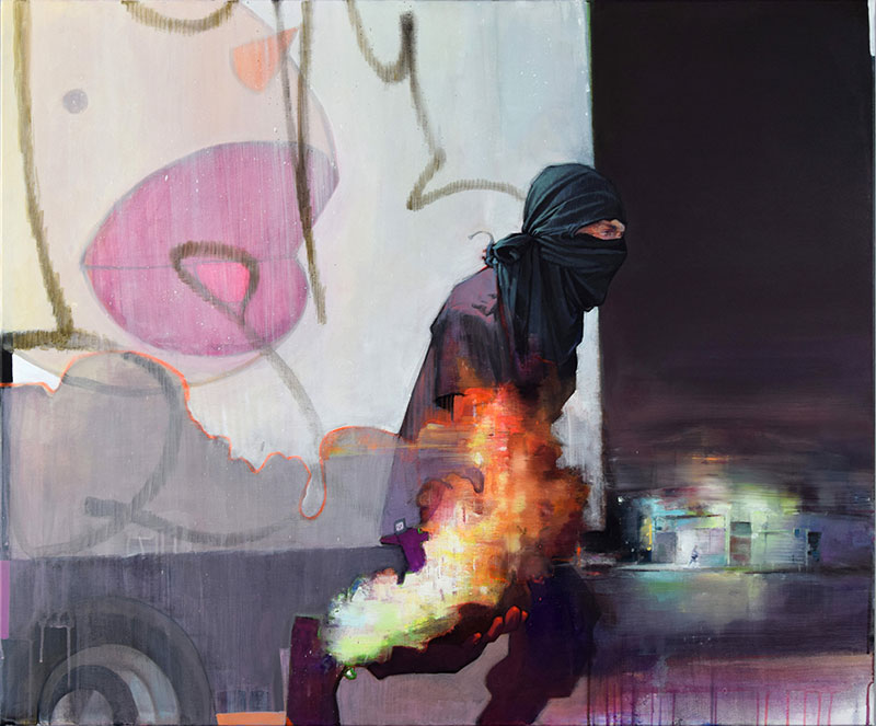 Riots Balad, 2015