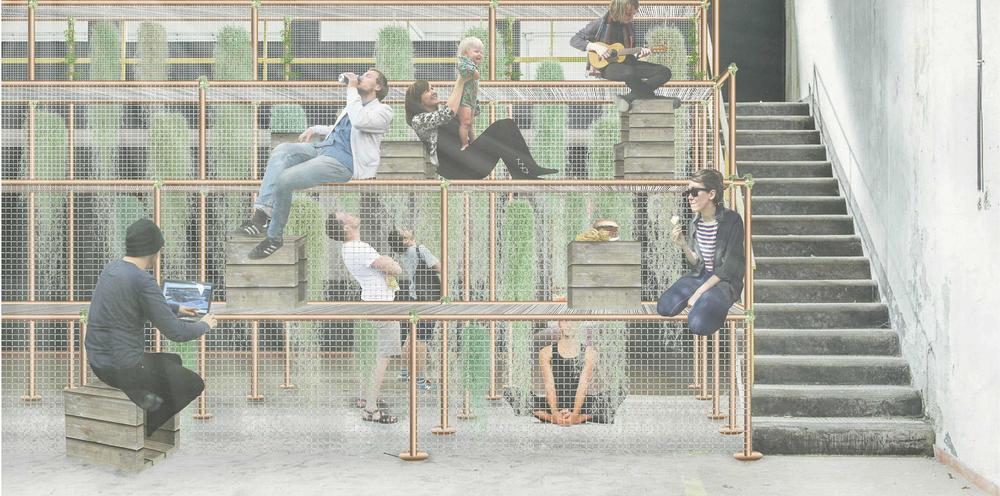 Movi-Mente-de-concrete: Pietro Amitrano, Alice Coin, Erika Mazza.