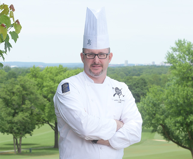 Jonathan MoosmillerSouthern Hills - Executive Chef at Southern Hills Country Club, Chef Jonathan is joining us once again. He features dishes that represent an excellence of his culinary skills.