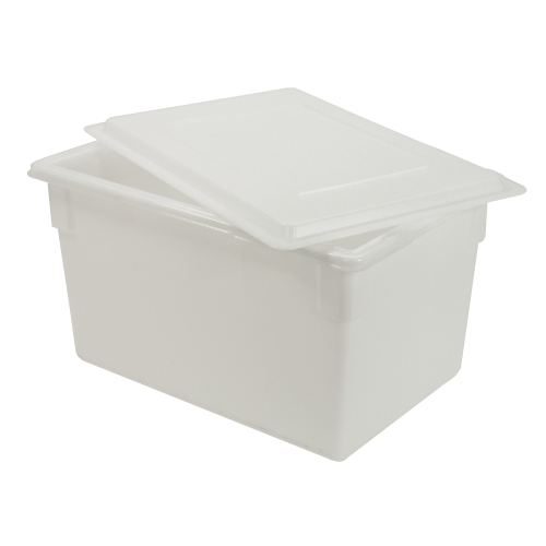 RUBBERMAID Roughtote Clear Storage Box LL Industrial INC